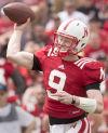 Nebraska's annual Red-White Spring Game, 4.12.14