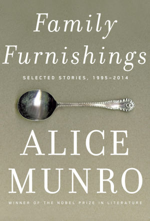 First Alice Munro collection since Nobel Prize