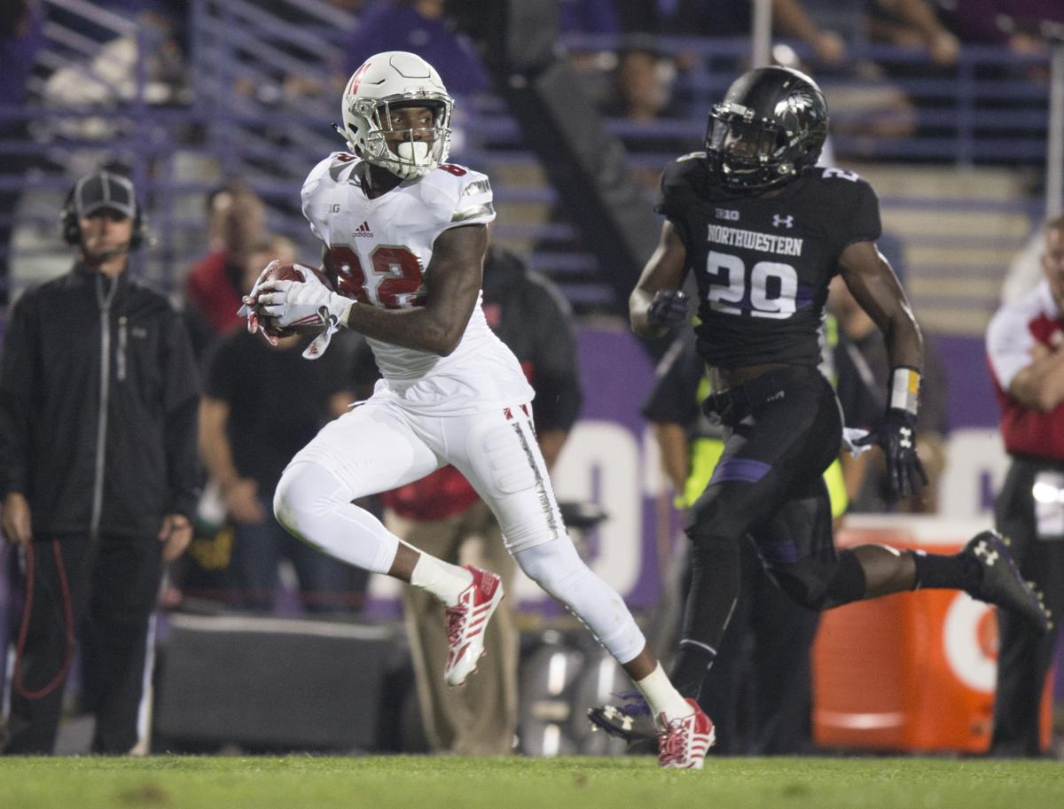 Image result for Alonzo Moore catch vs northwestern