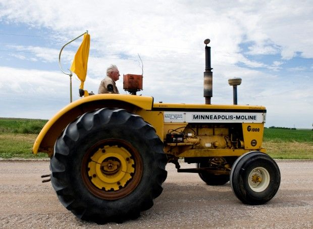 Photos Great Nebraska Tractor Ride Gallery