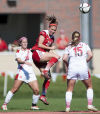 Photos: Nebraska soccer vs. Wisconsin, 10.11.15