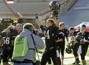 Photos: D-1 state football, Burwell vs. BDS