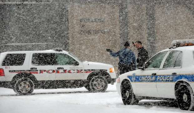 Police Lock Down Unl East Campus And Nebraska Wesleyan