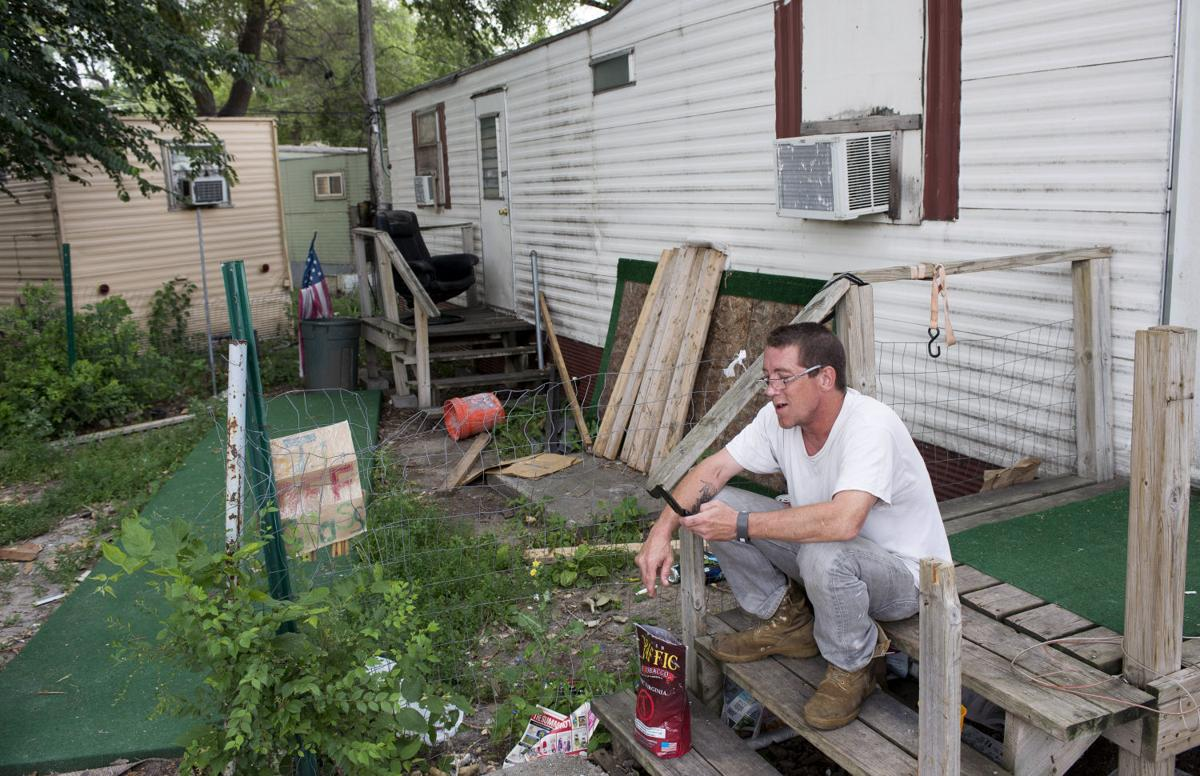 Mobile Home Park To Be Razed For Parking Lot