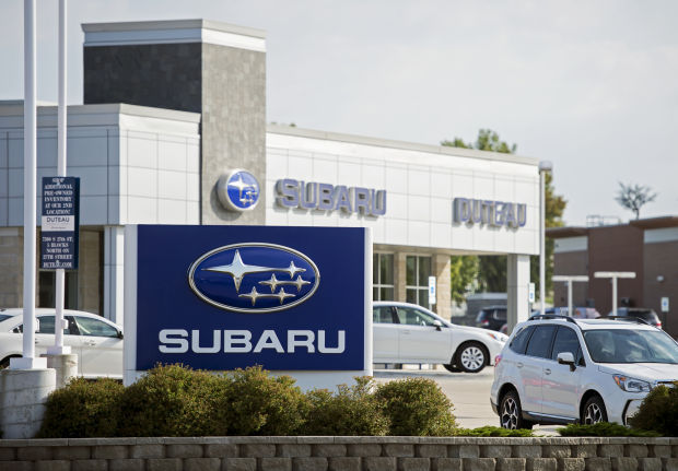 subaru dealership expanding to deal with sales surge local. Black Bedroom Furniture Sets. Home Design Ideas