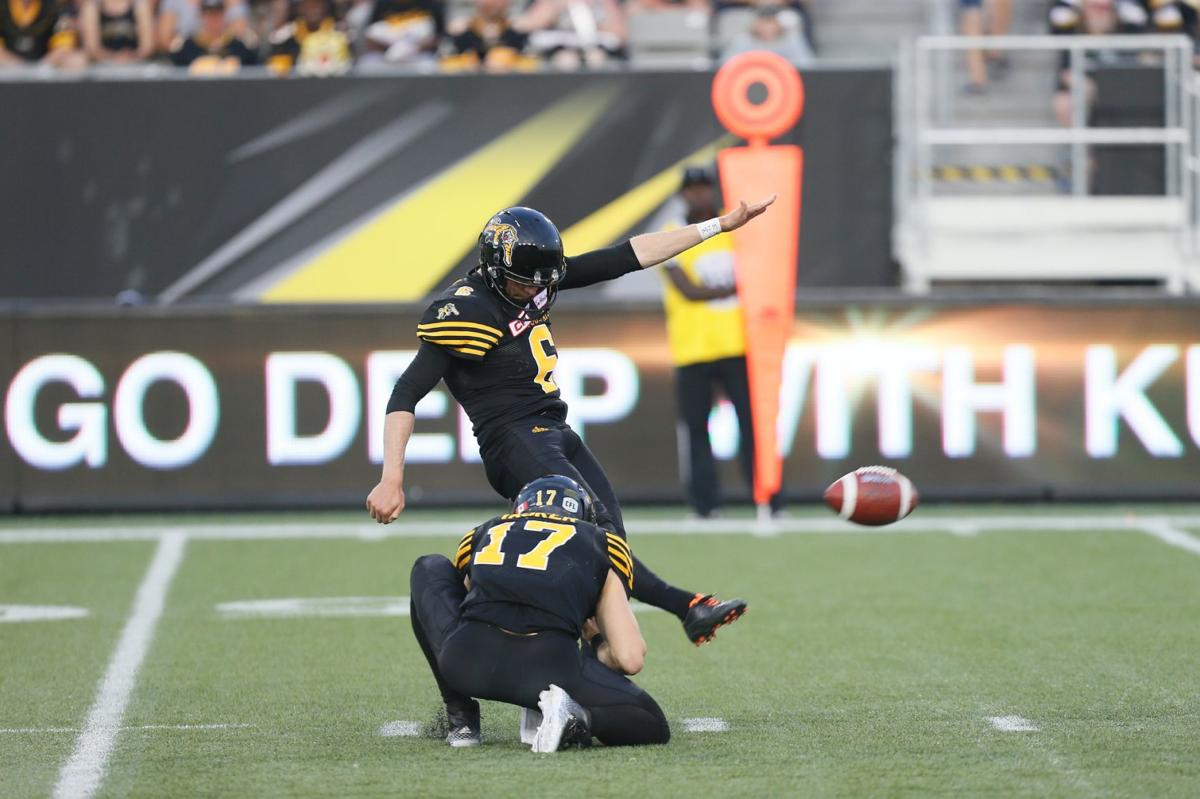 Tiger Cats Game Tonight