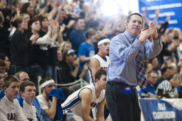 Hey Coach Cameron Hudson High Plains Basketball Coach