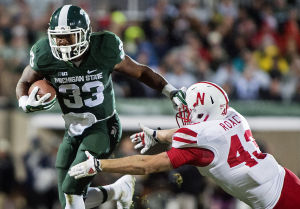 Photos: Nebraska vs. Michigan State, 10.4.14