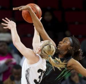 Photos: State girls hoops, Omaha Benson vs. Northeast, 3.7.14