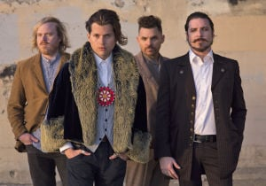 Dave Beste and Rival Sons aim to bring rock back