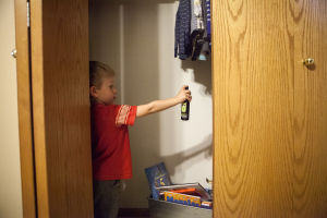 BraveSpray and a story help kids confront things that go bump