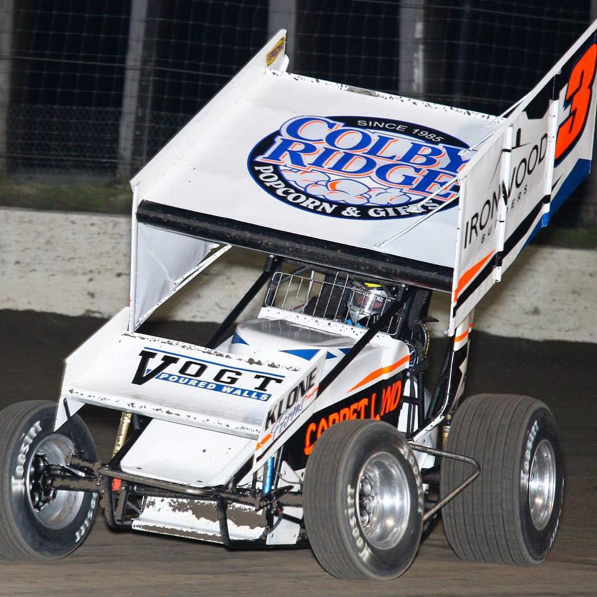 auto racing billy alley grabs spot in knoxville a main motor sports. Black Bedroom Furniture Sets. Home Design Ideas