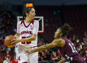 Photos: N.C. Central vs. Nebraska women's basketball