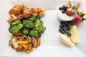 Source offers healthy kinds of fast food