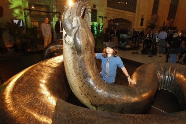 Can Giant Prehistoric Snake Offer Climate Lessons