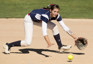 Photos: State softball, 10.15.14
