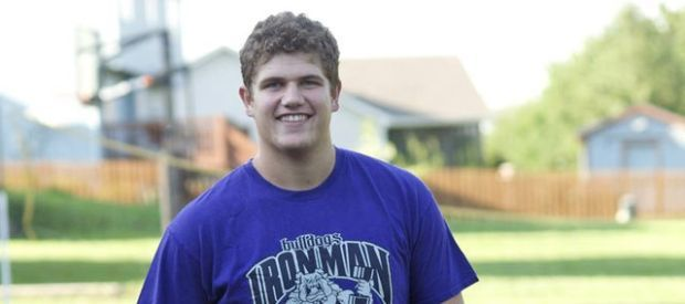 O-line recruit chases a championship before life in Lincoln