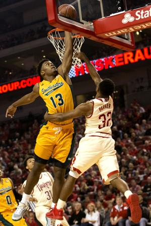Photos: SE Louisiana vs. Nebraska men's basketball