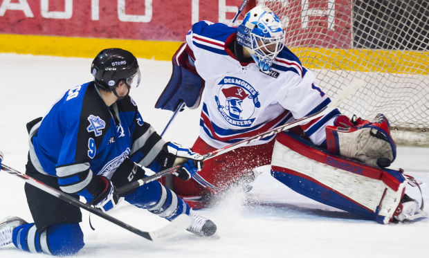 Photos Des Moines Vs Lincoln Stars 3 21 14 Gallery