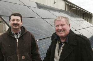 Green Energy Nebraska makes sure solar panels are put in correctly