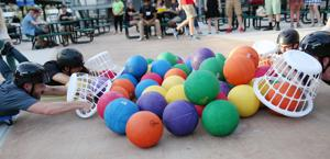 Photos: Minute to Win It Challenge