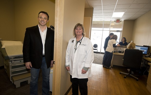 Clinics Try To Fill The Gap For Lincoln S Medicaid