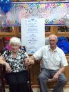 Rikli's celebrate 70th wedding anniversary 2