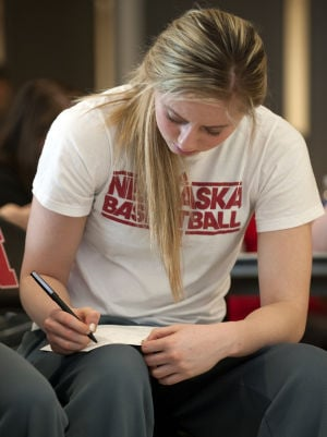 Photos: Nebraska women's watch party, 3.16.2015