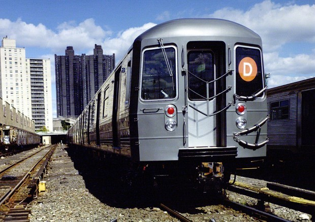 D C Metro System Wants Kawasaki Rail Cars Built In