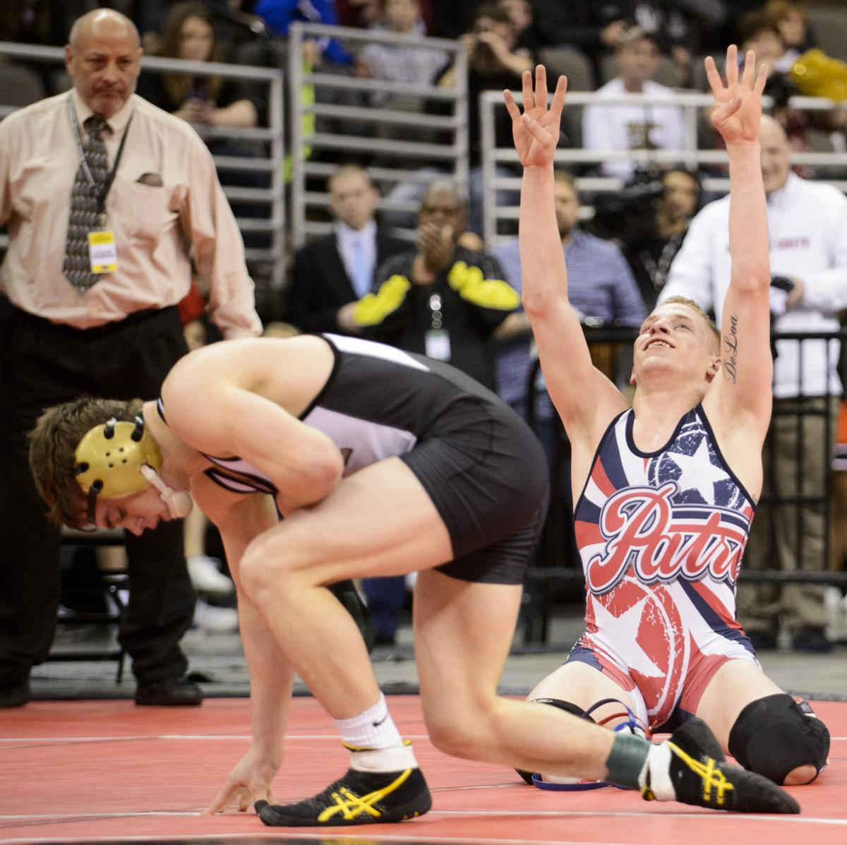 Class A State: Patriots' DeLoa makes it four for a career ...