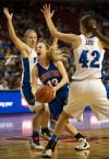 Photos: Girls state hoops, Lincoln Christian vs. Pierce, 3.6.15