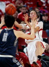 Utah State vs. Nebraska women's basketball