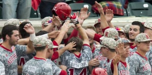 Baseball: Edrington's first home run sparks Huskers to win