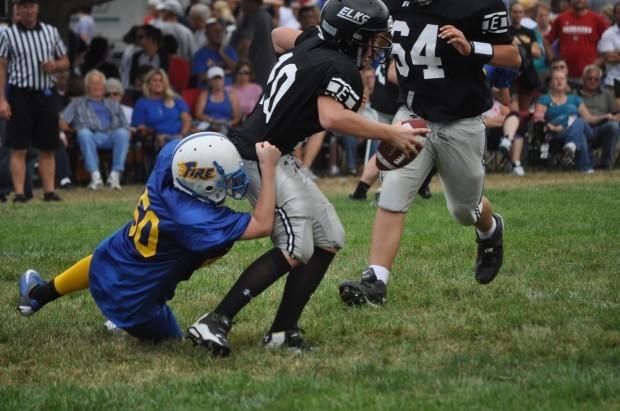 Boone lincoln midget football league