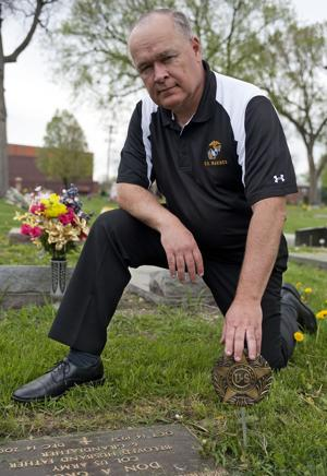 Veteran hopes to have grave markers placed by Memorial Day