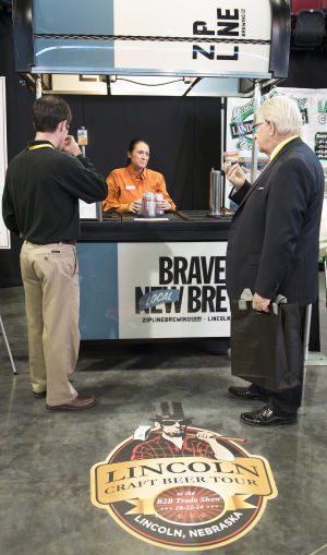 Local craft beers featured at B2B Trade Show