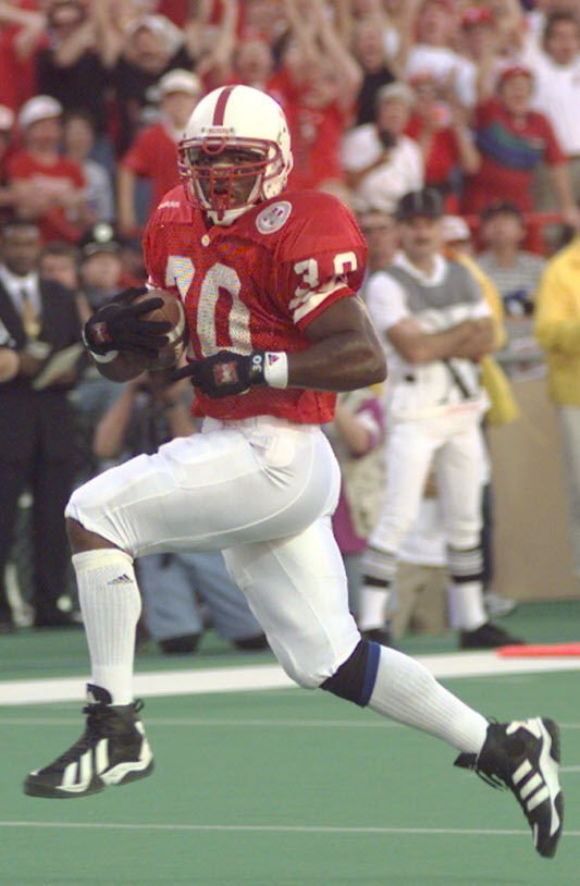95 Flashback Green Would Love To Play Once Again Husker Football Journalstar Com