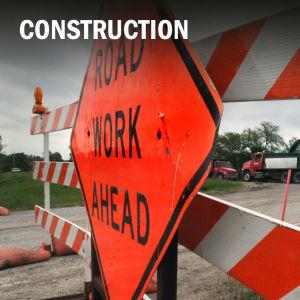 Warlick northbound lanes to close May 1