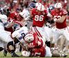 Nebraska vs. Northwestern, 11.2.13