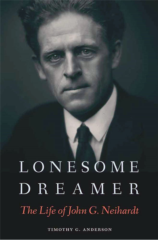 Book Cover Biography : Review lonesome dreamer by timothy anderson book