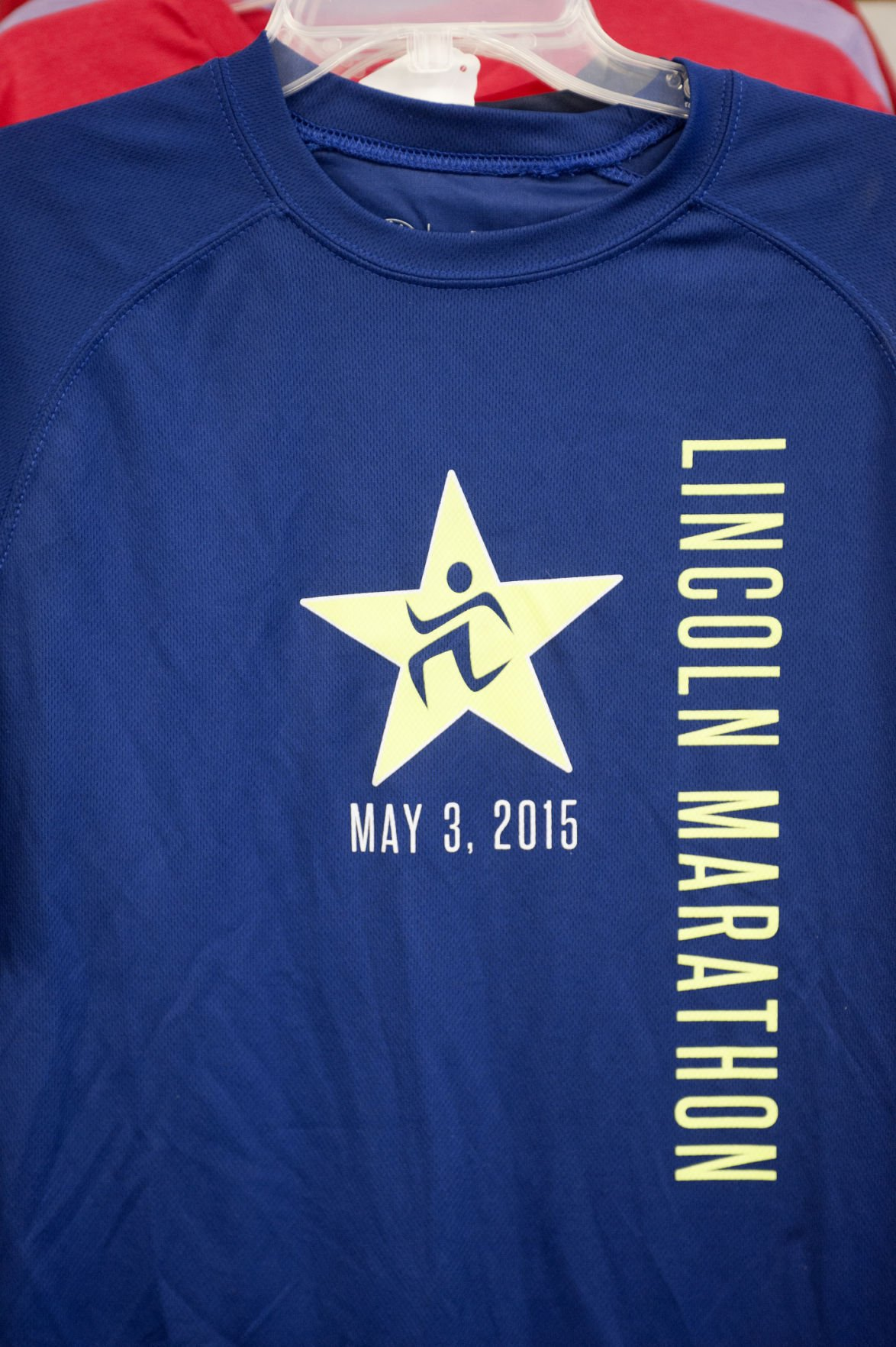 New screen printing company scores coup with marathon deal for Marathon t shirt printing