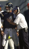 Respect runs deep for Riley and Harbaugh