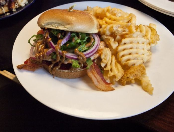 Review leadbelly serves contemporary american pub cuisine - Modern american cuisine ...