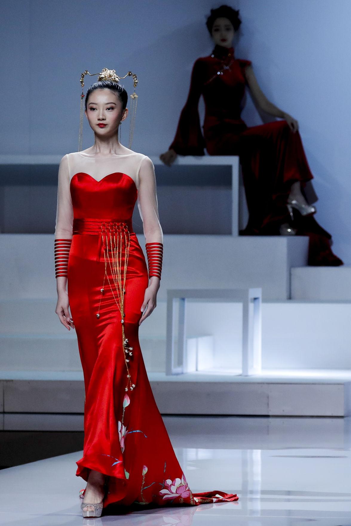 China fashion week in beijing 11