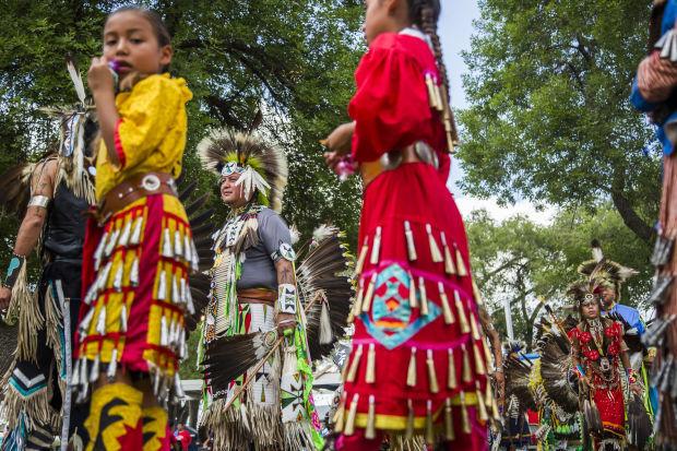 Photos Powwow At Indian Center Gallery