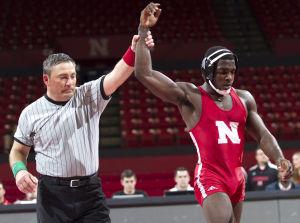 Photos: Nebraska wrestling vs. Wisconsin, 12.13.14