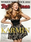 Karmin on cover of Rolling Stone