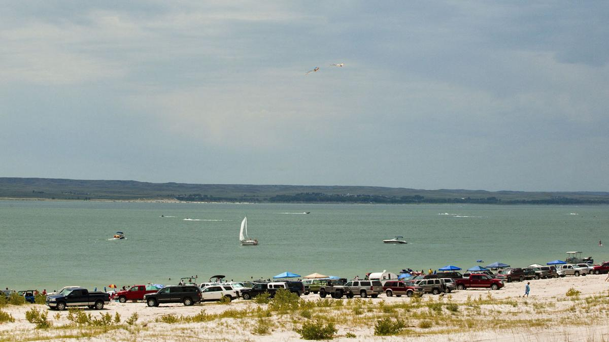 Big mac plan is a go game and parks raises all park entry for Lake mcconaughy fishing