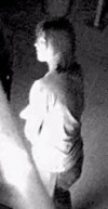 Coin theft suspect