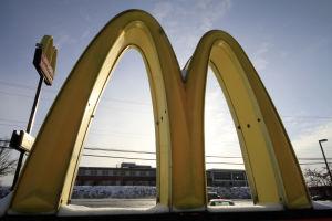 McDonald's banning some chicken antibiotics, milk hormone